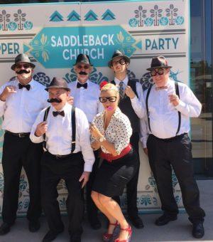 Swingtet – Saddleback Church